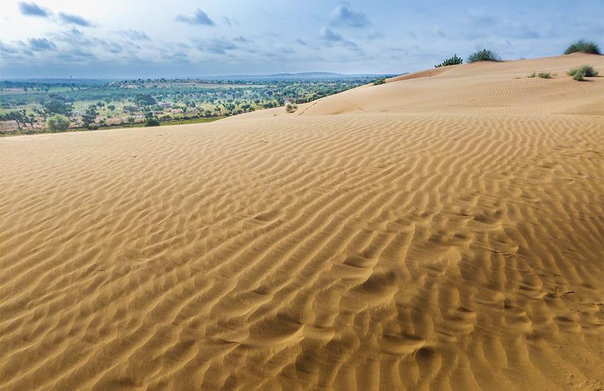 Desert Safari in Osian